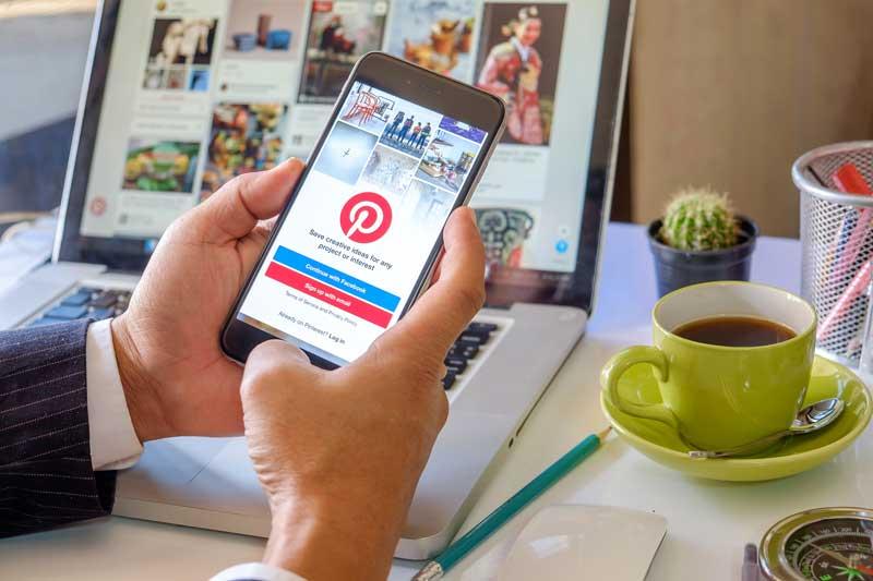 Pinterest: Marketing für Unternehmen mit Bildersuche